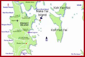 Wkt 060 Koh Yao Noi Koh Yao Yai Koh Naka Yai Island